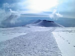 Monte Calanna e Valle del Bove - Etna