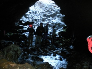 Grotta Del Gelo - La Meraviglia dell'Etna