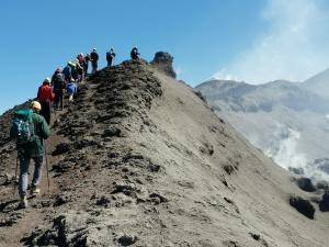 Ferragosto Itinerante sull'Etna e Torrentismo sugli Iblei