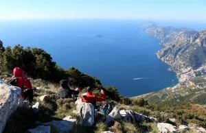 Wandering sulla Costiera Amalfitana e Capri